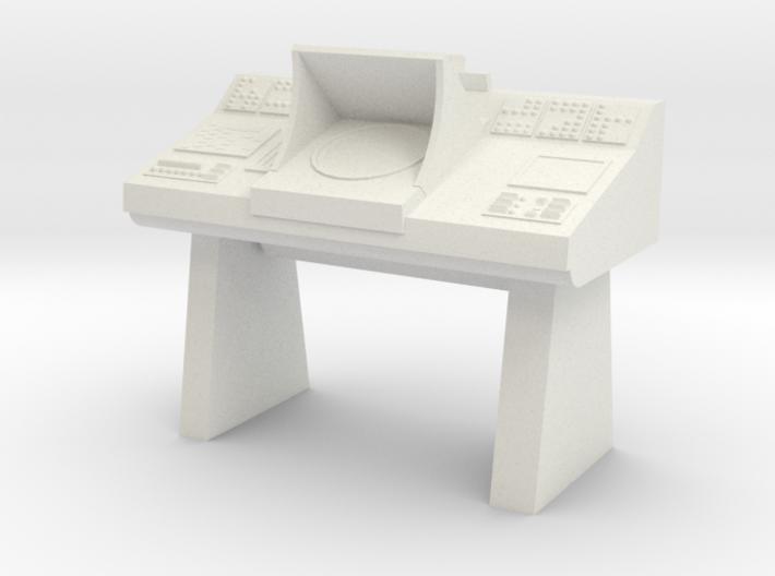Transporter Console (Star Trek Classic) 3d printed