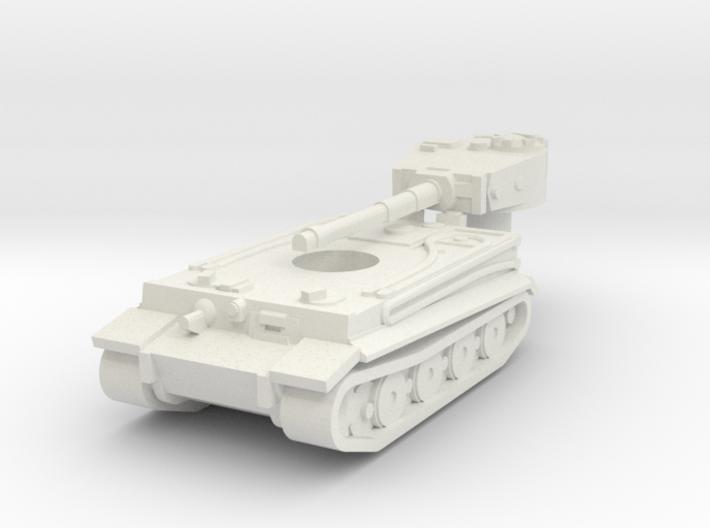 Tiger 1/350 3d printed