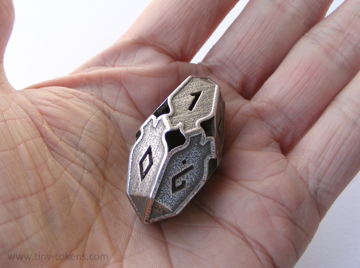 Amonkhet D10 Spindown Life Counter - Large, 3d printed