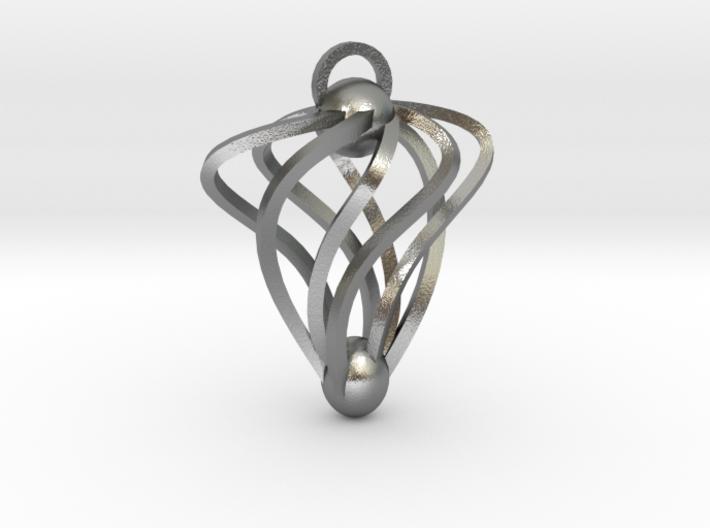 Lagrangean Cone 3d printed