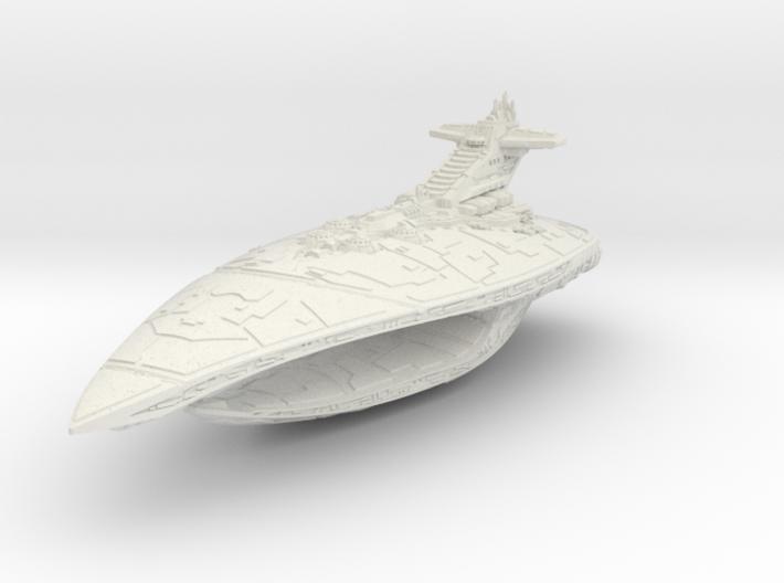 (Armada) Interdictor Sith Destroyer 3d printed