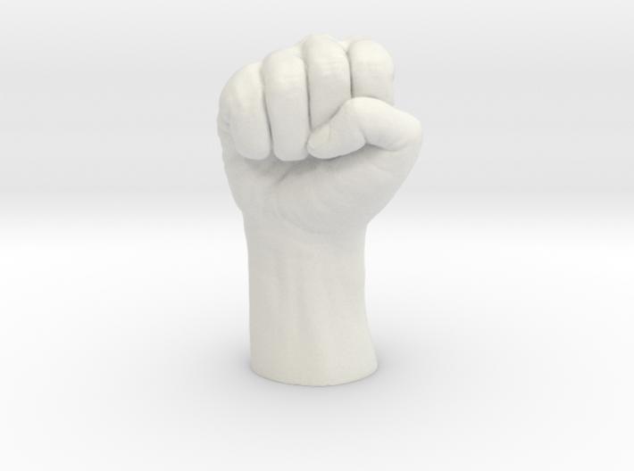 Fist 3d printed