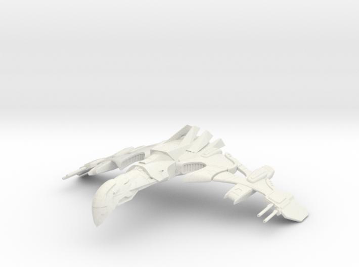 Vedor Class WarBird BattleCruiser 3d printed