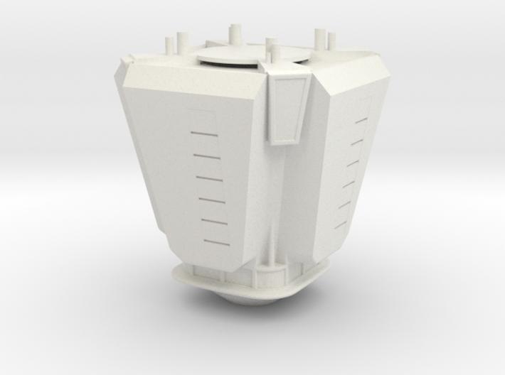 Hydro-Rig (Oblivion), 1/5.2K 3d printed