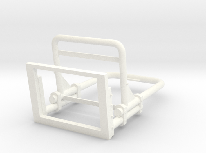 Whirlwind Seat 3d printed