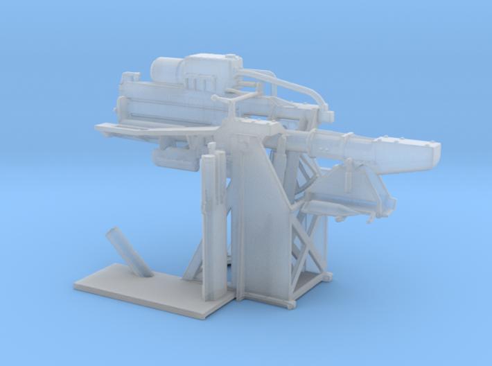 1/125 USN 5 inch Loading Machine Port 3d printed