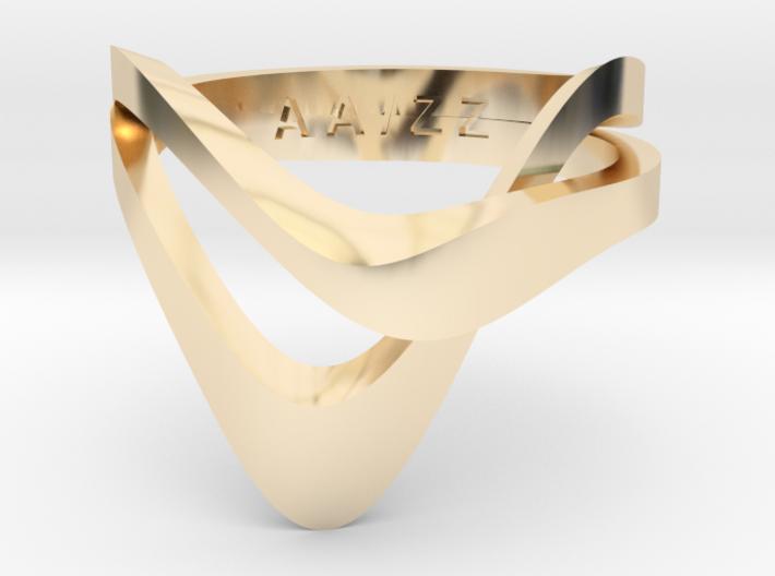 KAZE PRECIOUS 3d printed