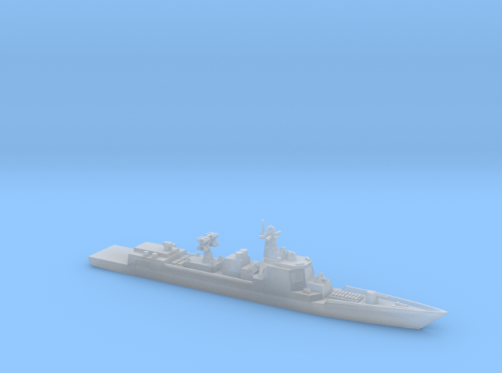 052D Destroyer, 1/1800, HD Ver. 3d printed