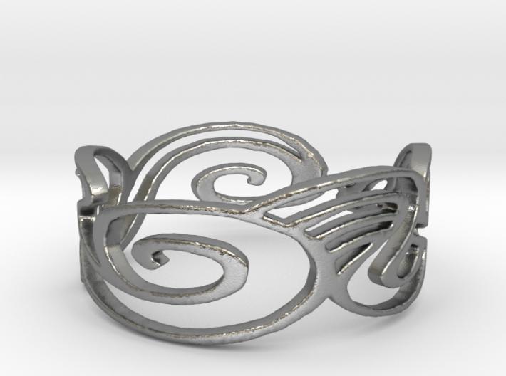 Ring Design Ring Size 6.25 3d printed