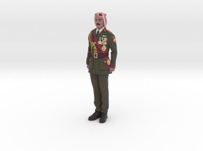 Bedouin Arab Officer 3d printed