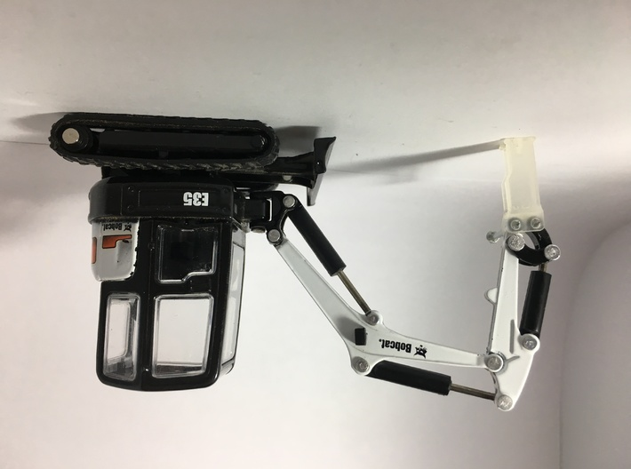 1:50 Hammer for Bobcat E35 and S750 3d printed