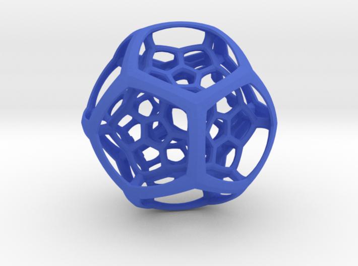 Dodecaplex 3d printed