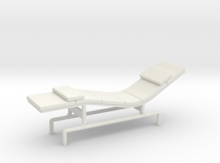 1:48 Eames Chaise 3d printed