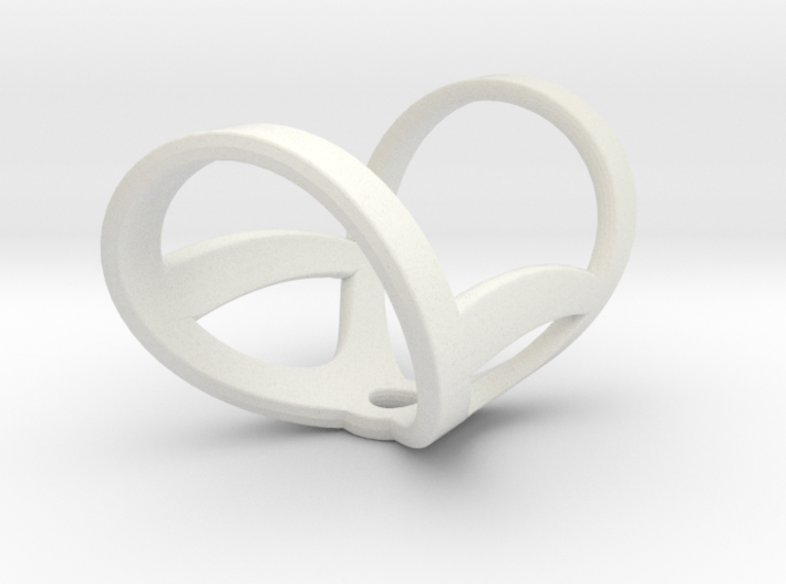 Infinity ring splint 6'' to 7'', length 32 mm 3d printed