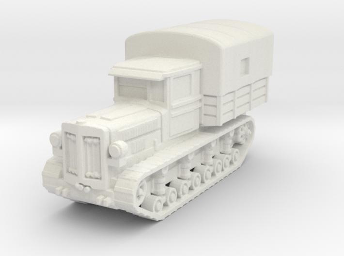 Komintern artillery tractor 1/144 3d printed