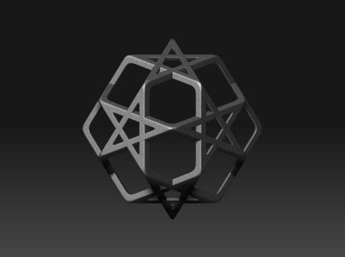 STAR-1  3d printed 描述