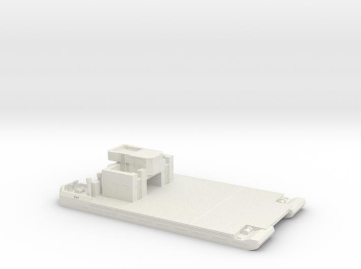 1/350 Pionier-Landungfahre 41 w Deckhouse I & Flak 3d printed