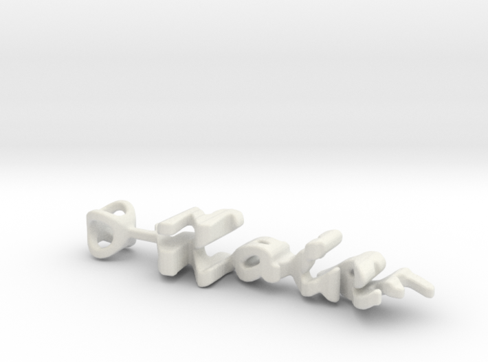 Twine Zoie/Mark 3d printed