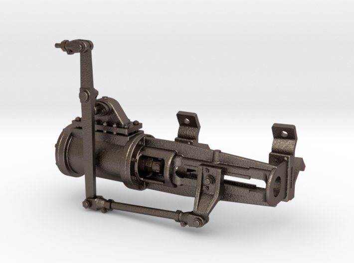 Ragonnet Reverse Gear 3d printed
