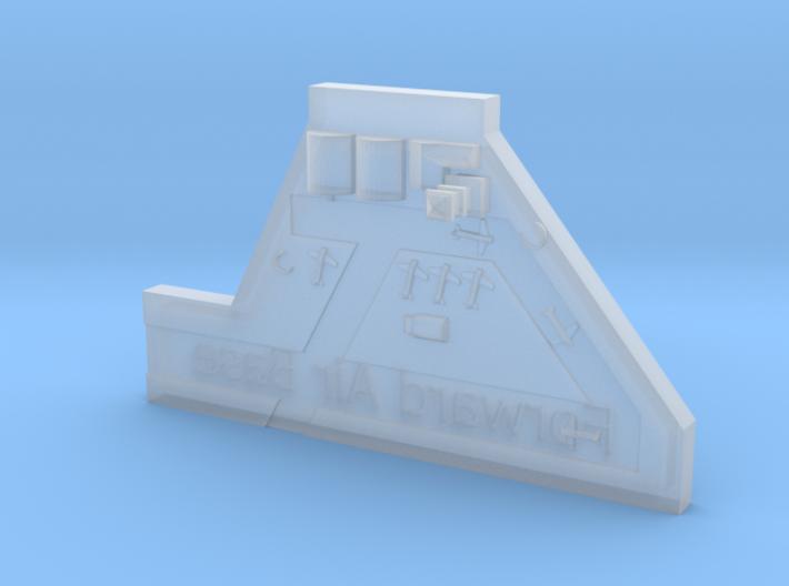 Forward Airbase 3d printed