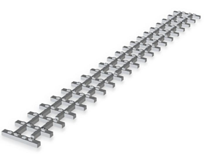 Schwellenjoch Spur Nf Länge= 96,14mm 3d printed
