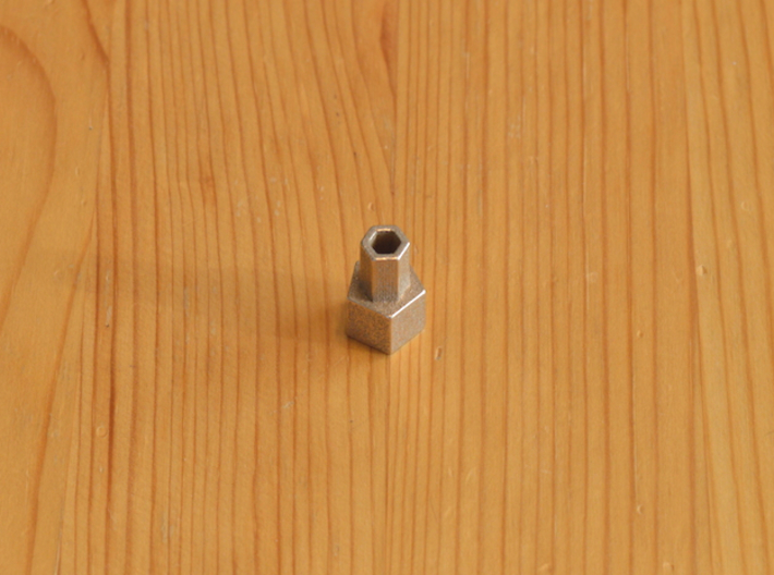 Coffee Grinder Bit For Drill Driver CDP-RE 3d printed Front