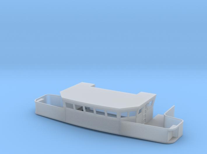HMS York Bridge 1/96 3d printed