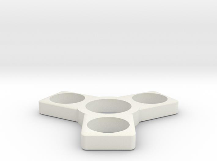 Fidget spinner 3d printed