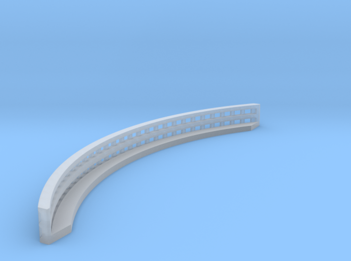YT1300 BANDAY 006 ENGINE GRILLE 3d printed