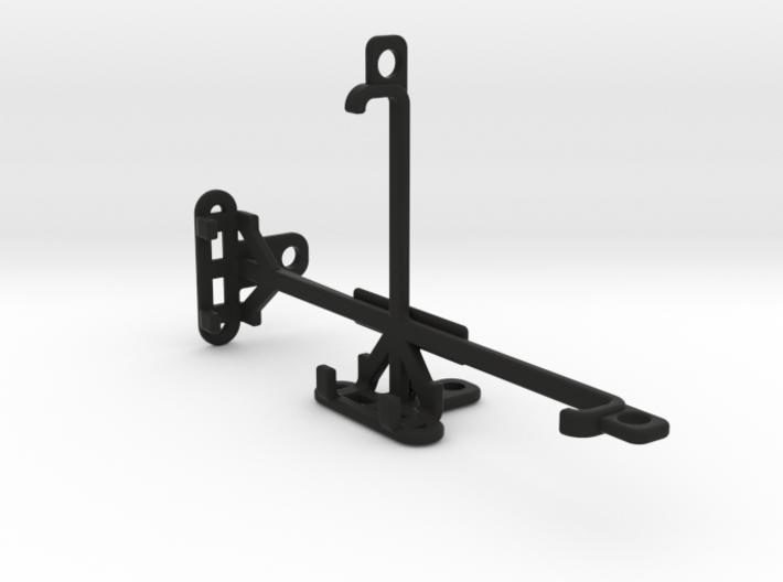 Xiaomi Redmi 4X tripod & stabilizer mount 3d printed