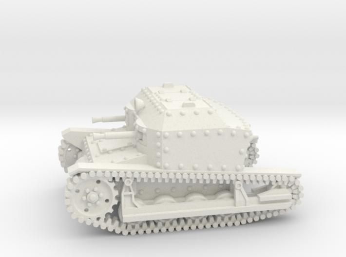 Tancik Vz33 Tankette 1-87 3d printed