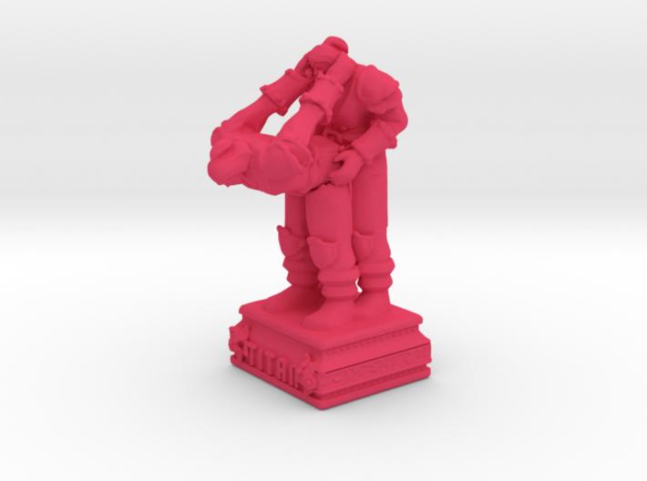 TITANLOVE 3d printed