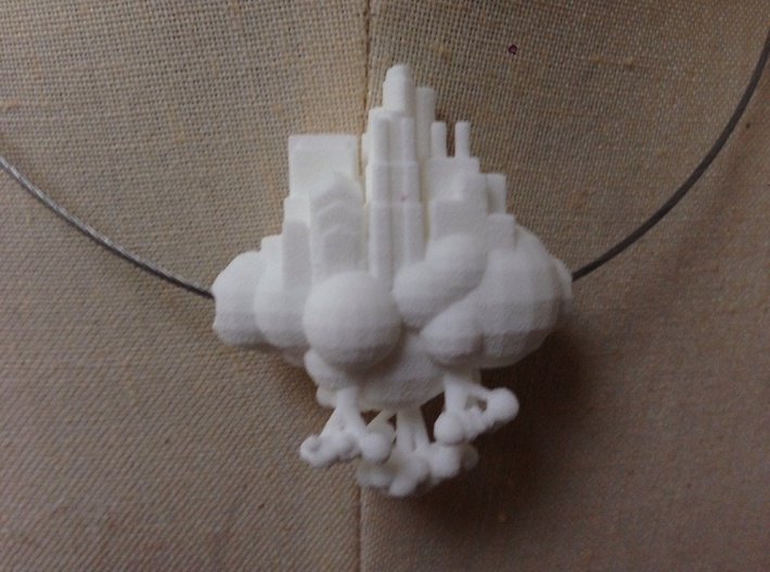 Change Pendant 3d printed