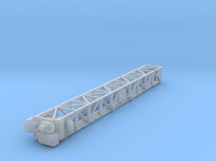 15ton Fries Crane Gantry 3d printed