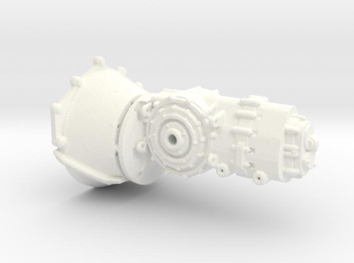 BBC 1/24 Mid Engine Transaxle 3d printed