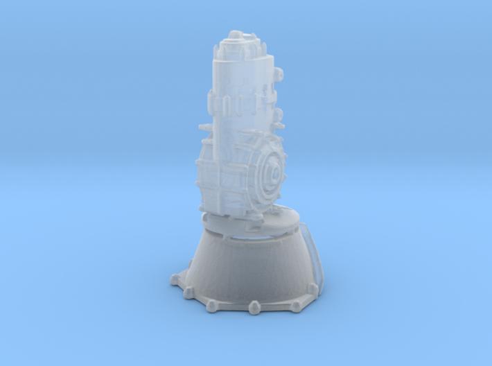 BBC 1/25 Mid Engine Transaxle 3d printed