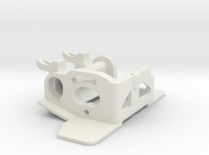 KMD-FR01 Brushed Motor Mount 3d printed
