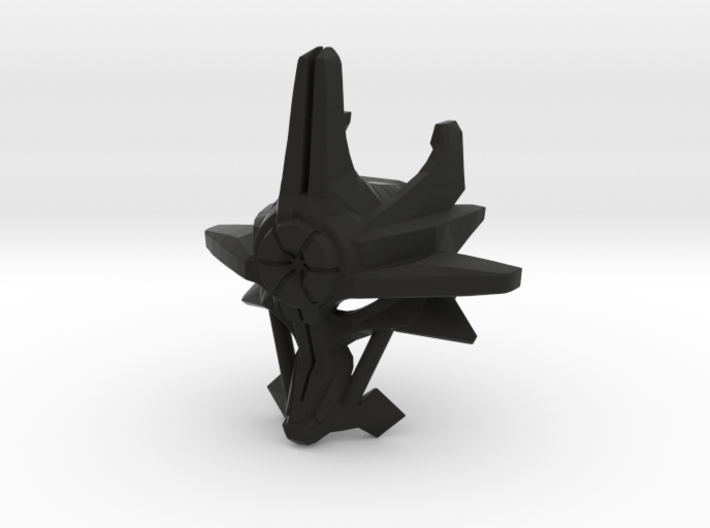 Mask Of Ultimate Power 3d printed