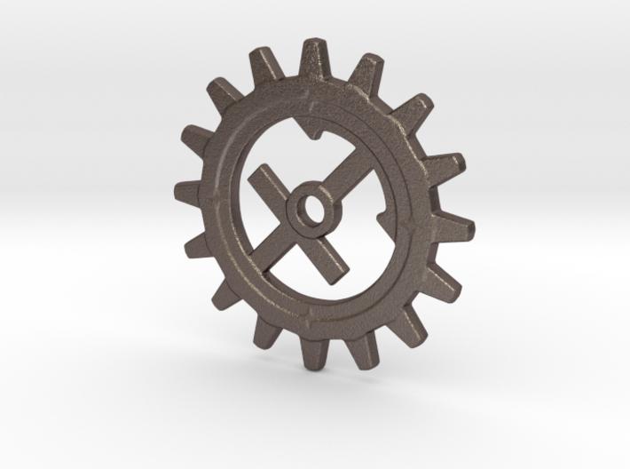 Sagittarius Gear 3d printed