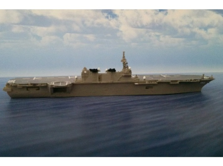 1/2000 JS Izumo 3d printed painted and decal