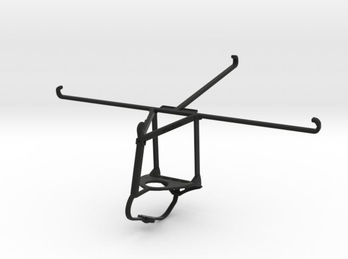 Steelseries Nimbus & Apple iPad Air 2 - Over the t 3d printed