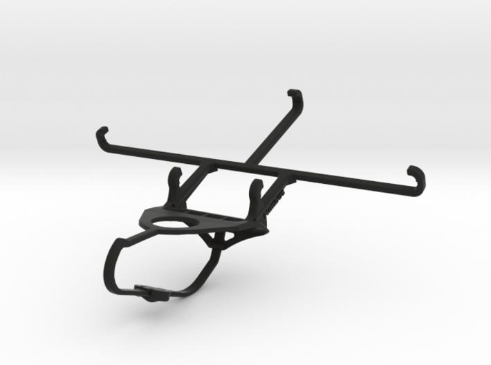 Steelseries Nimbus & Apple iPhone 7 Plus - Front R 3d printed