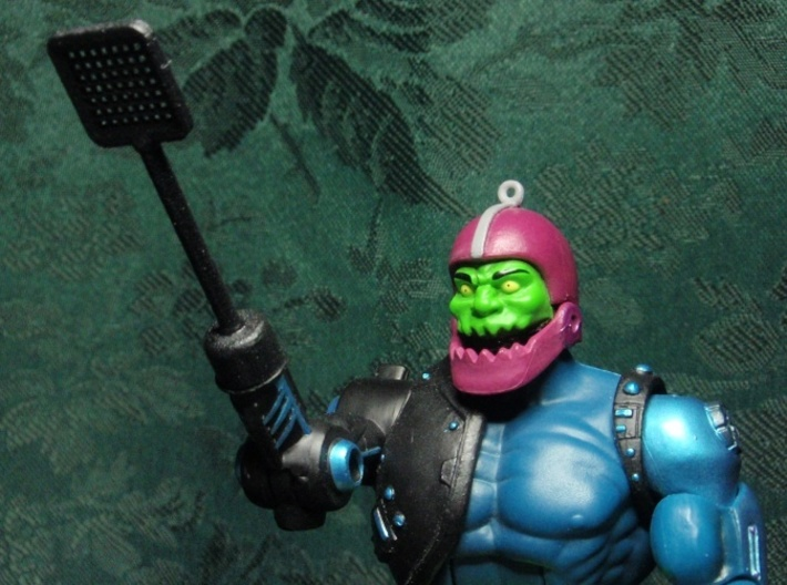 Trap Jaw's Fly Swatter 2014 3d printed painted