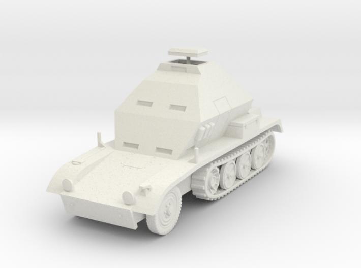 1/72 Pz.Sfl. II V-2 Feuerleitpanzer 3d printed