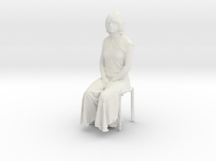 Printle C Femme 107 - 1/20 - wob 3d printed