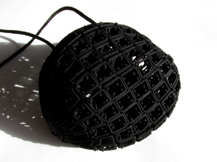 Pouch (Colloidal Vessel 080808) 3d printed