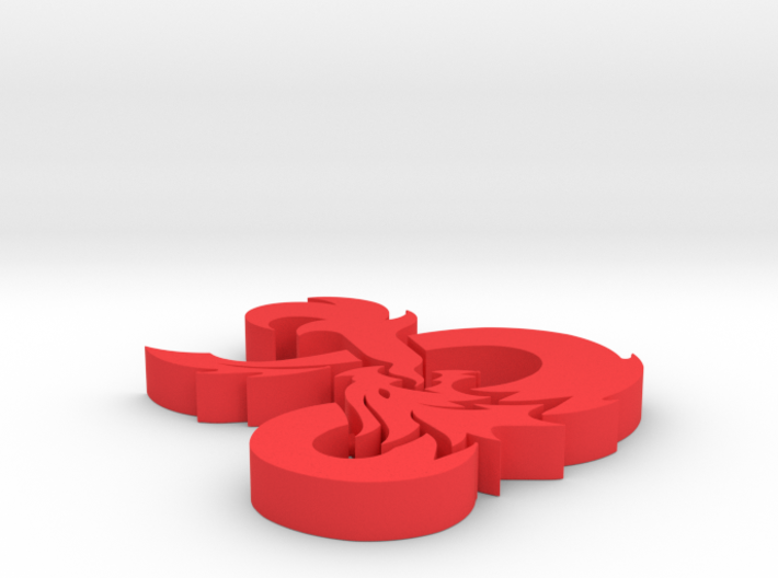 D&D Ampersand 3d printed