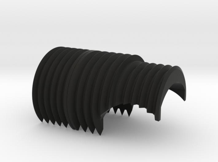 TFA denix heat sink grille 3d printed