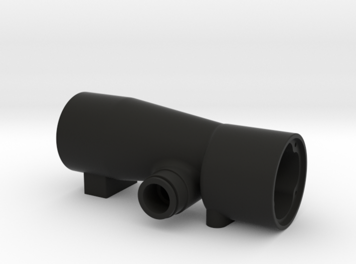 Bespin SOLO scope body 3d printed
