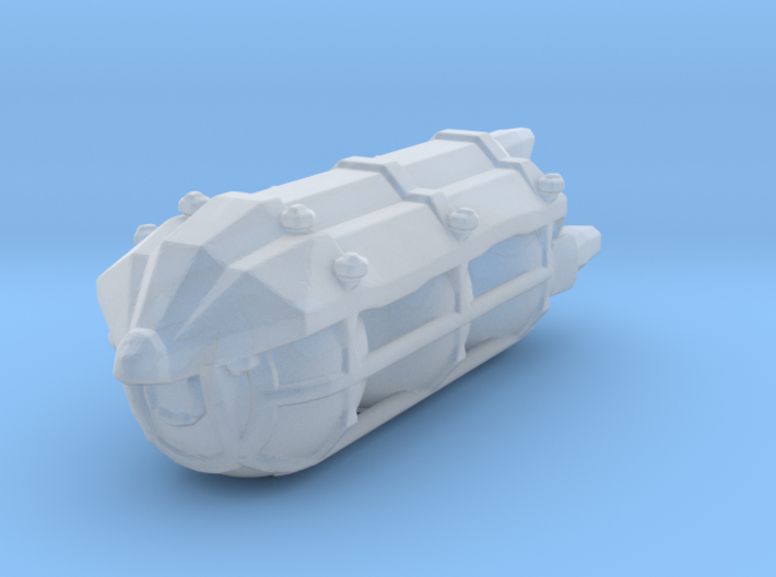 Malon Export Vessel 11th Gradient 1/15000 AW 3d printed